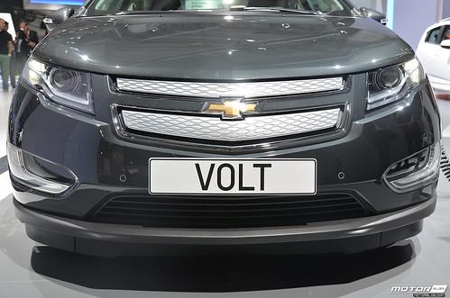 IAA 2013: Chevrolet Volt Photo