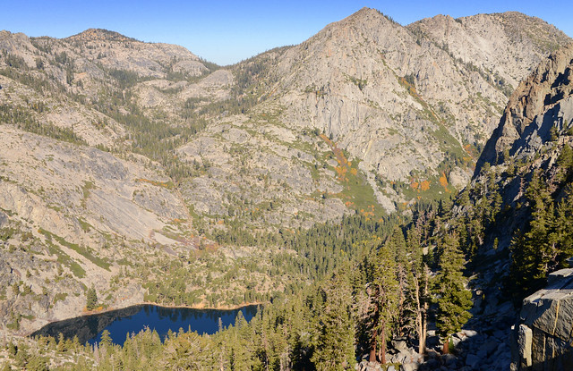 Eagle Lake, Tahoe National Forest, California