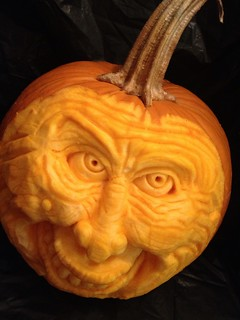 Pumpkin #4 2013