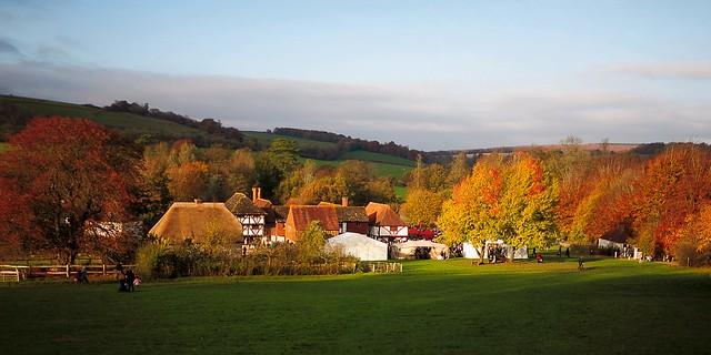 An English Countryside