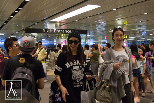 [131230] Nine Muses Arrival in Singapore | by ~샤~