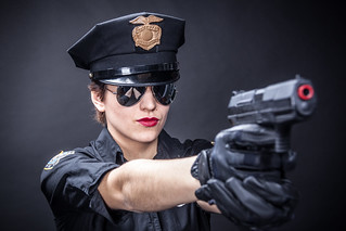 Police Woman | by Roberto Bosi photographer & videomaker