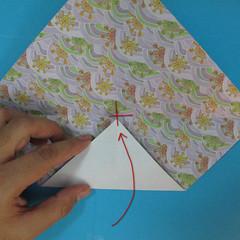 สอนวิธีพับกระดาษเป็นช้าง (แบบของ Fumiaki Kawahata) 003