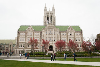The O'Neill Library at Boston College | by Massachusetts Office of Travel & Tourism