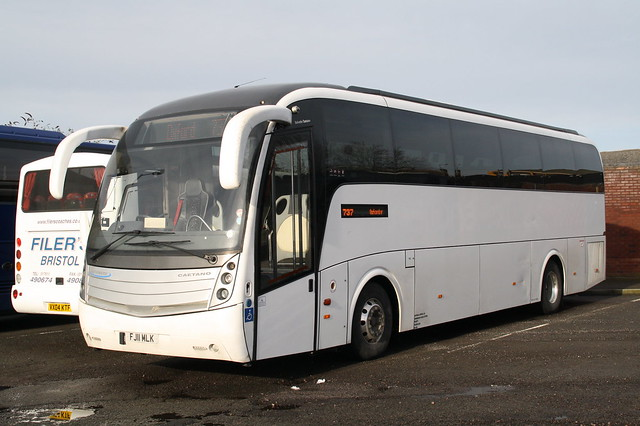 FJ11MLK National Express