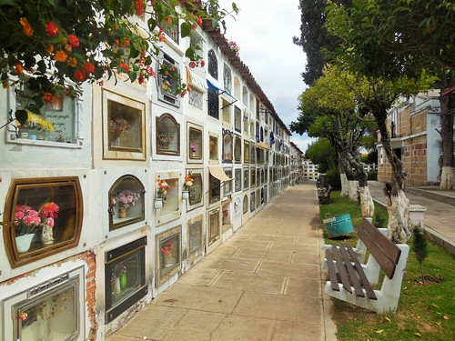 Bolivian cemetery 2 | by julis_travel_log