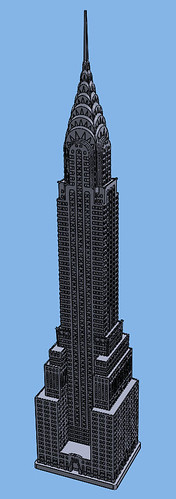 1:2000 Chrysler Building | by Doctor Octoroc