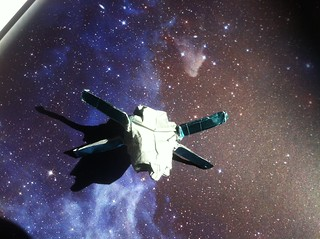 Space Origami Series: ATV (Automated Transfer Vehicule) | by Joffrey D'almeida