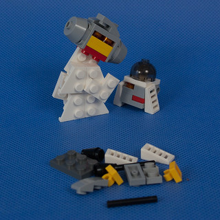 My LugPol's 911720 Ghost Contest Entries - Help Me Obi Wan Kenobi. You are my only hope! | by the_jetboy