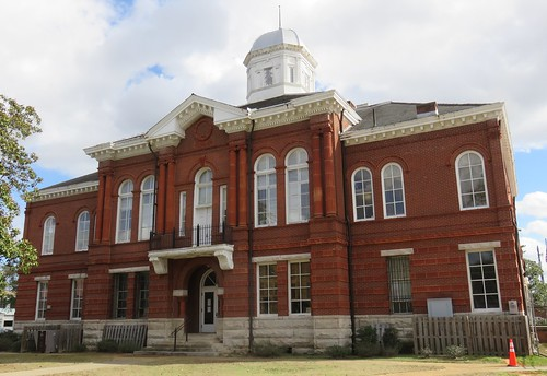 Sumter County Courthouse (Livingston, Alabama) | by courthouselover