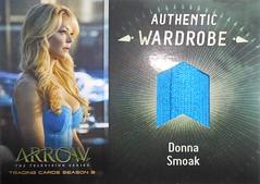 Arrow Season 3 - M15 - Charlotte Ross as Donna Smoak