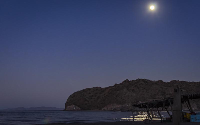 Aqua Verde Moon