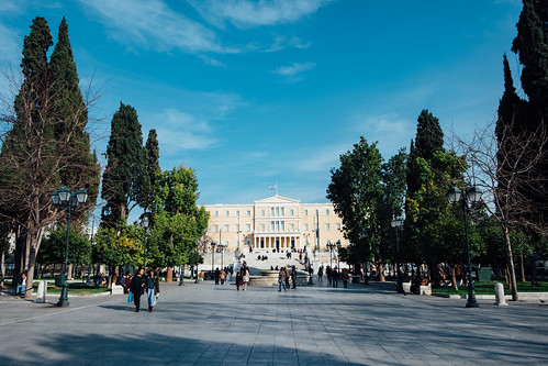 Syntagma-Platz | by W***