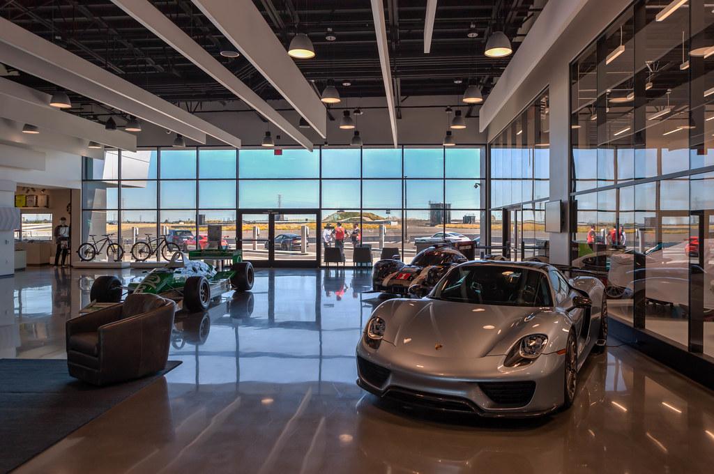 Porsche Experience Center >> Porsche Experience Center Peter R Flickr