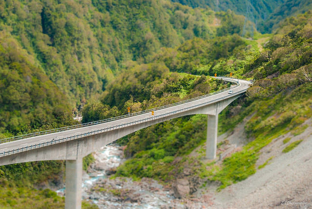 Bridging to break apart