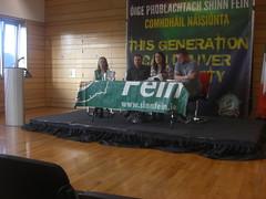 National Sinn Féin Youth Congress 2012