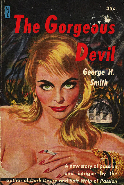Newsstand Library 503 - George H. Smith - The Gorgeous Devil