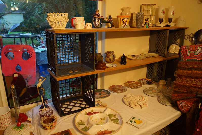 Huge Estate Sale! Castle Rock, WA August 23, 24 & 25 - 2013! Photo #DSC04784