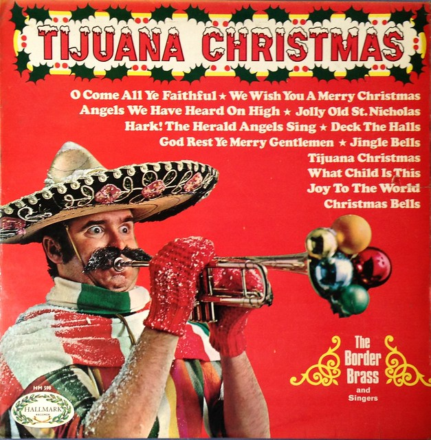 The Border Brass - Tijuana Christmas, 12