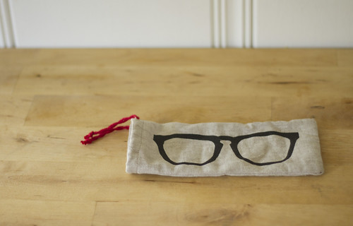 glasses pouch | by childerhouse