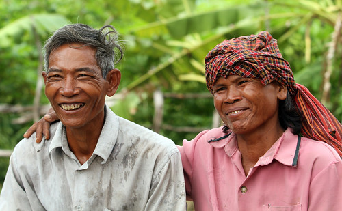 A farmer and his wife | by World Bank Photo Collection