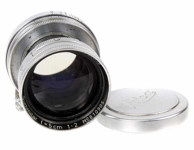 Leica Summitar  810905,I