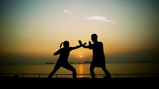 Kung Fu Fighting | by I AM WHAT I AM~