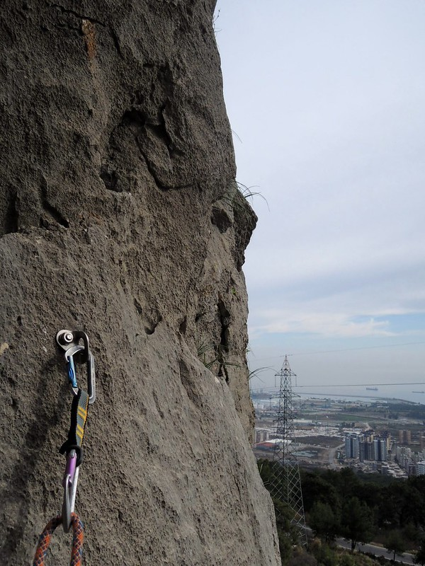Who bolted this trad route? by bryandkeith on flickr