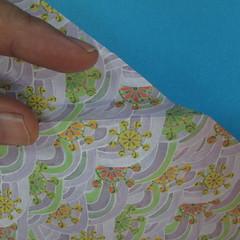 สอนวิธีพับกระดาษเป็นช้าง (แบบของ Fumiaki Kawahata) 022