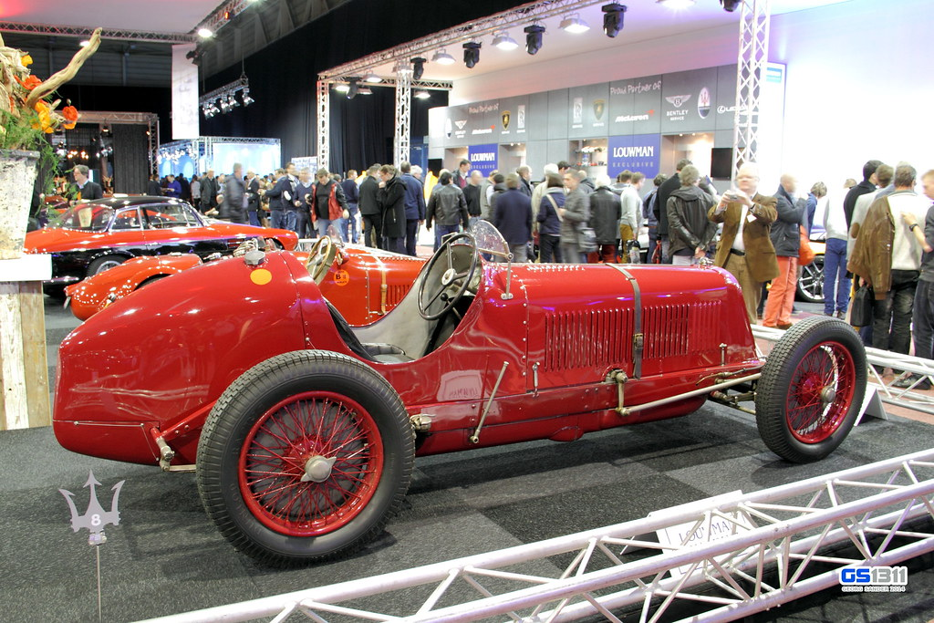1933 - 1935 Maserati 8CM | See more car pics on my facebook … | Flickr