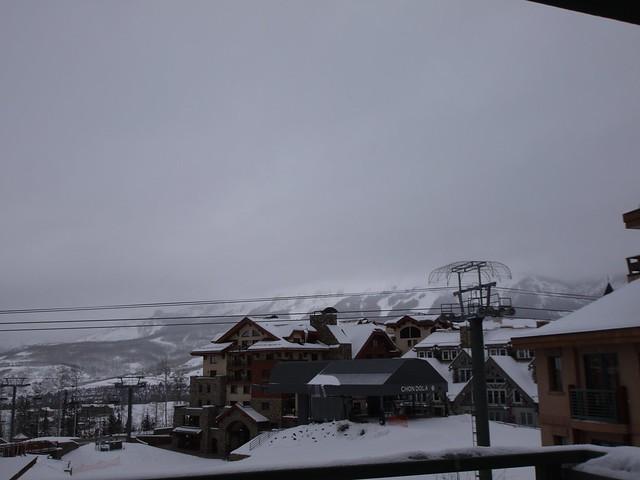 土, 2014-02-08 08:29 - snow 最後の朝