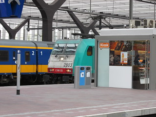 NMBS traxx 2803 | by TimF44