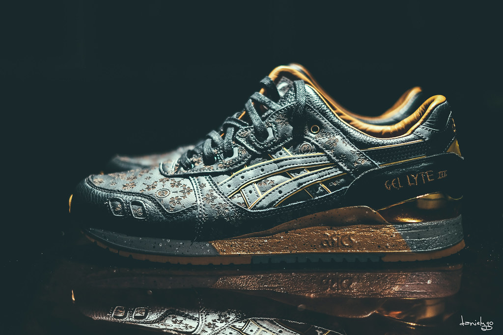 best sneakers 0ae55 eba72 Asics Gel Lyte III Vanda Kuro | Singapore exclusive limited ...