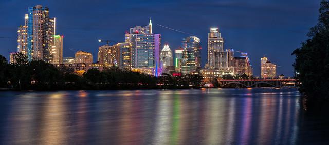 Austin Skyline, 2017
