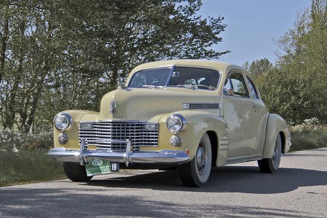 Cadillac Series 62 Coupé 1941 (3621)