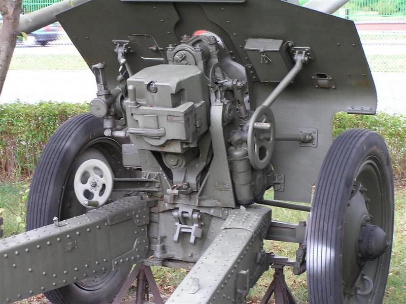 122 mm Howitzer (M-30) mod. 1939 8