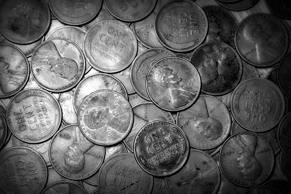 Wheat Pennies   Justyn Ripley   Flickr