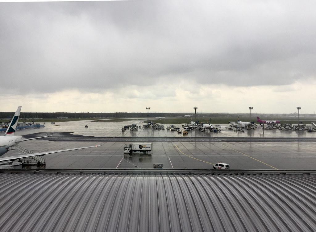 Wetter Frankfurt Airport