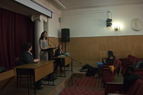 Апр 6 2017 - 11:16 - Встреча с писательницей Дуной Лу
