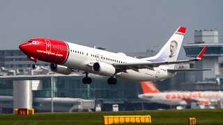 Norwegian Air Shuttle B737  LN-NGH | by Transport Pixels