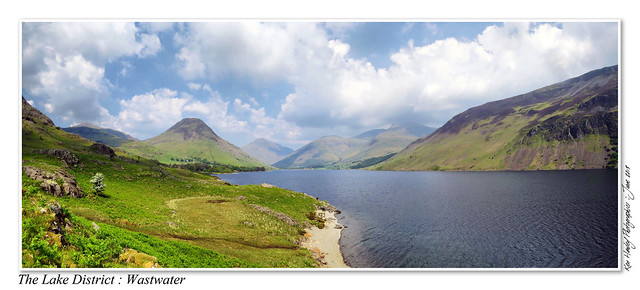 The Lake District : Wastwater
