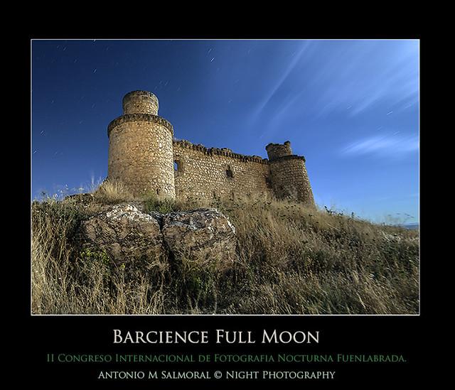 Barcience bajo la Luna Llena.