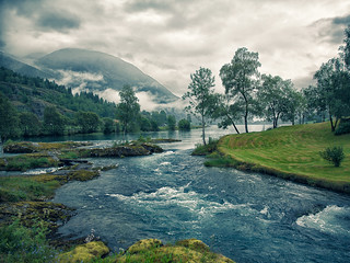 Norway: fjords, lakes and clouds #01 | by Samuele Silva
