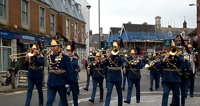 Band of the Royal Yeomanry  Freedom of Entry to Oakham to  E (Leicestershire And Derbyshire Yeomanry) Squadron