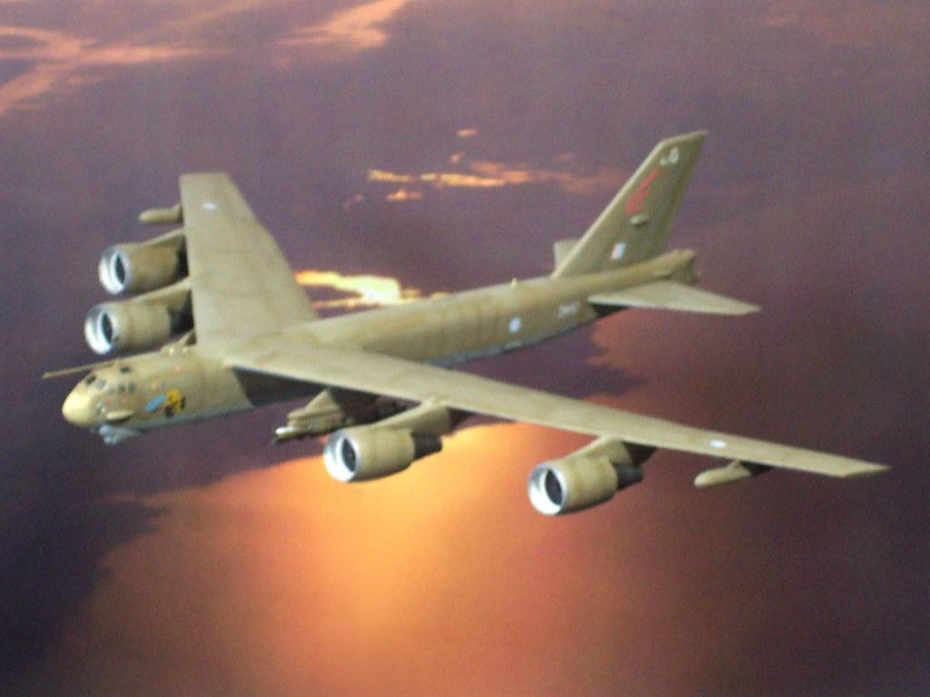 1:200 Boeing B-52K 'Stratofortress B I',