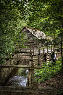 Cable Mill in Cades Cove, Great Smoky Mountains National Park | by jody.claborn