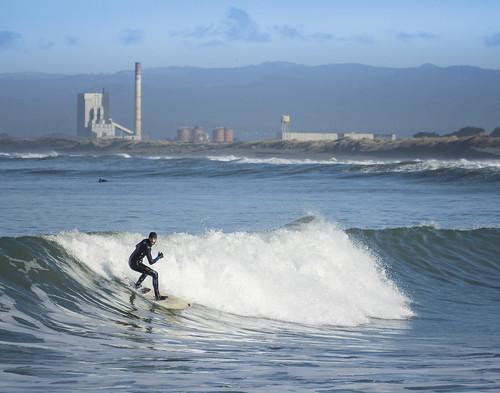 Surfer on the Northcoast   by northcoastgreg