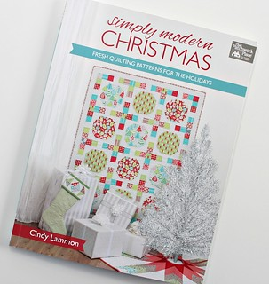 Simply Modern Christmas by Cindy Lammon