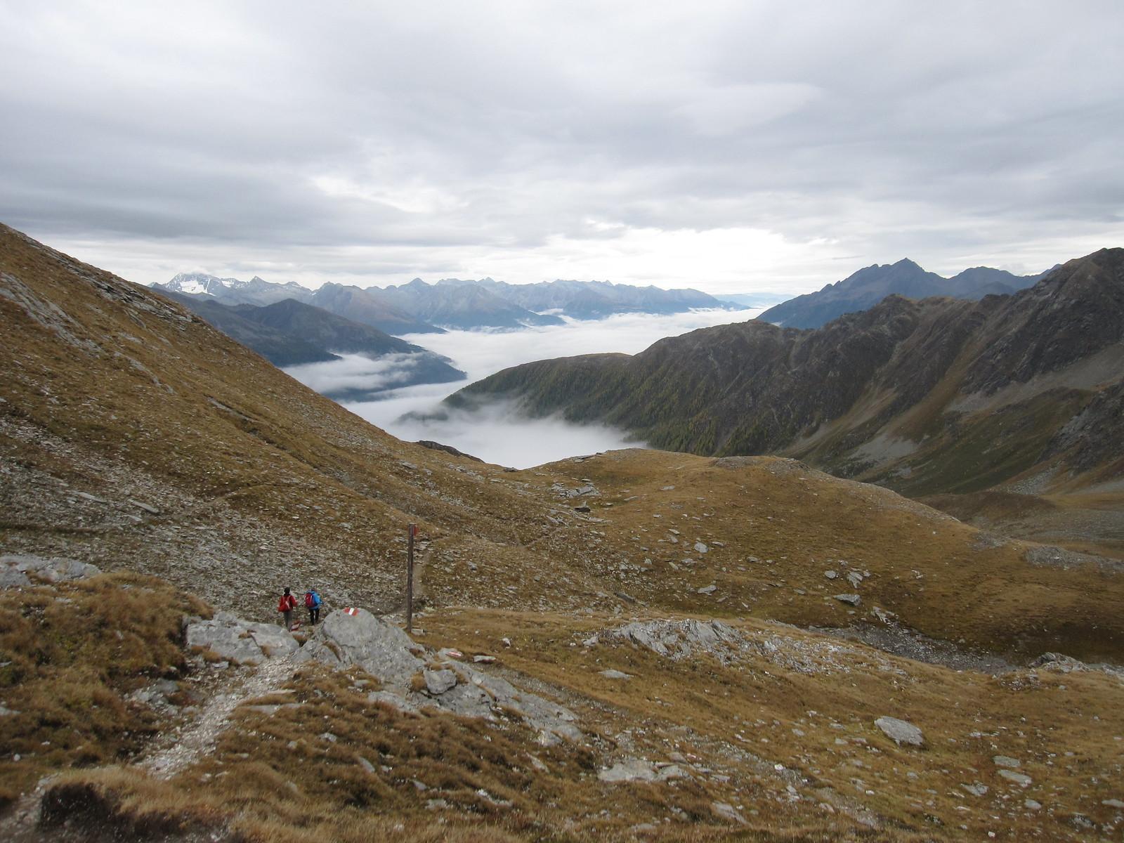 Wanderung zum Sadnig am 5.10.2013