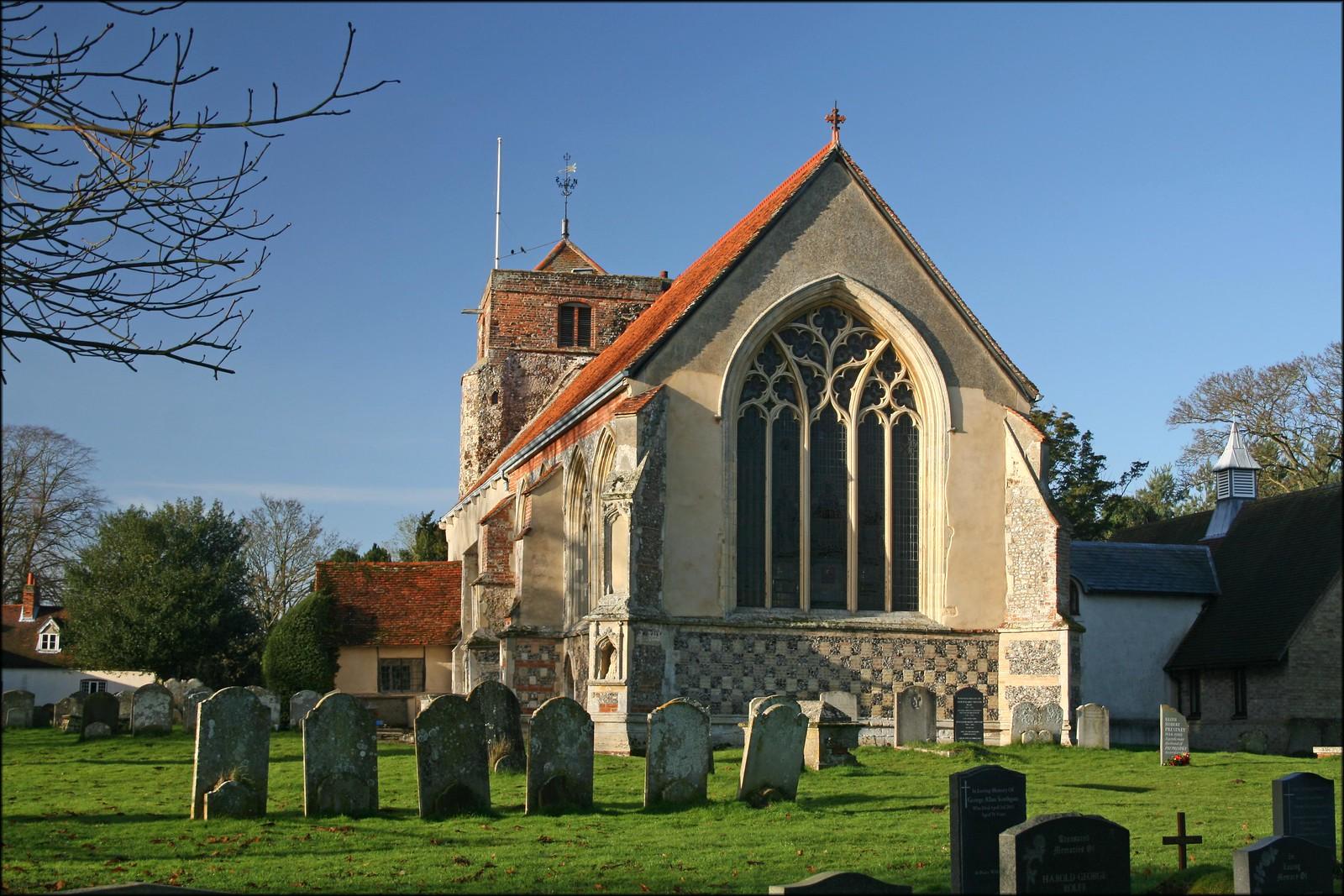 Church near Lawford